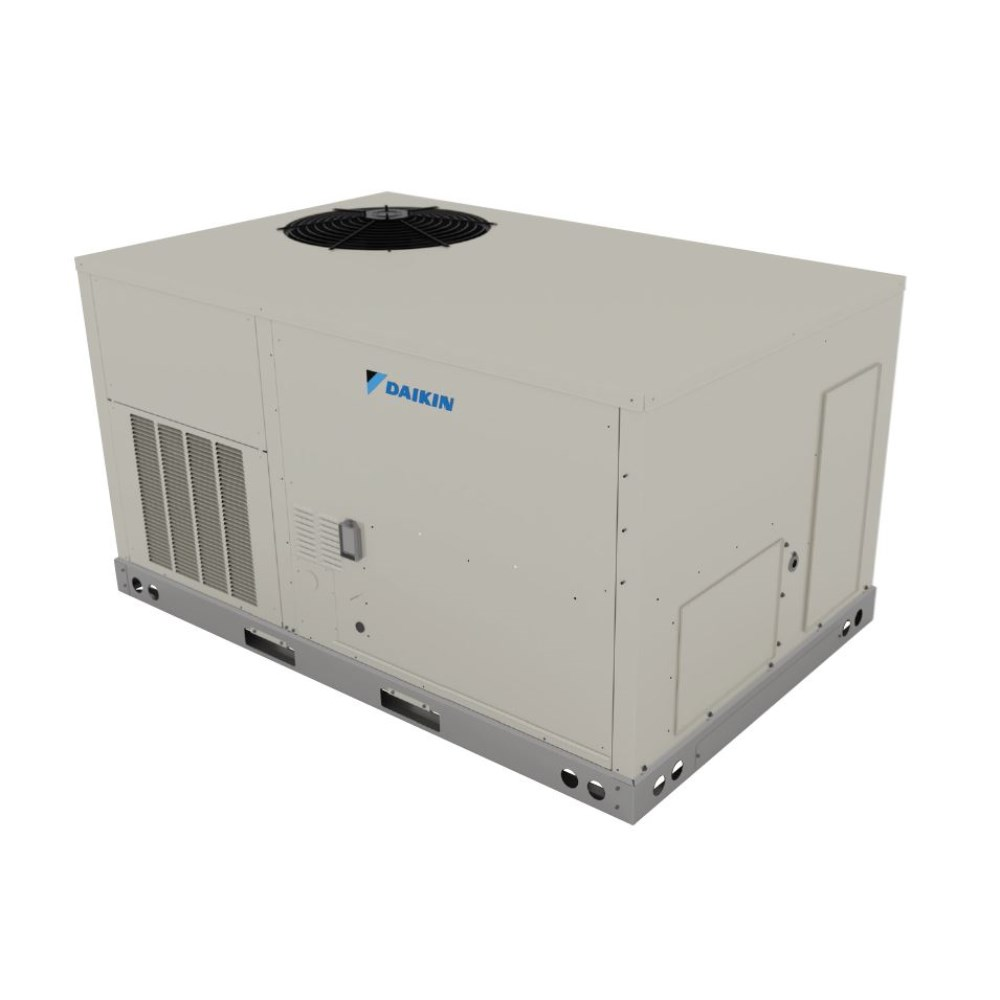 DBG 3 to 5 Ton Commercial Gas Electric Rooftop