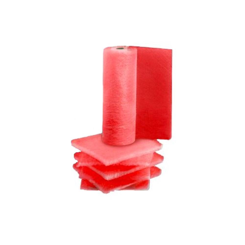 Red Fiberglass Filter