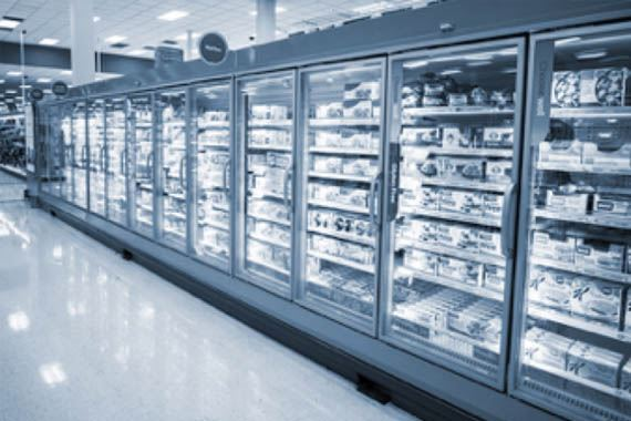 image showing commercial refrigeration