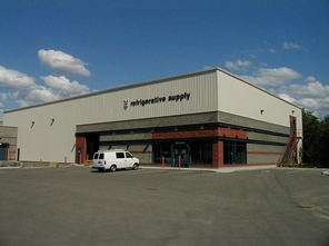 outside of kelowna branch