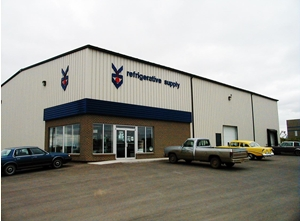 outside view of saskatoon branch