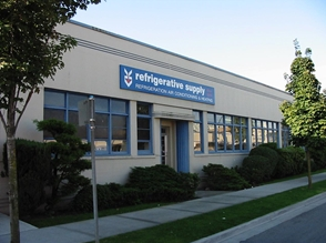 outside view of vancouver branch