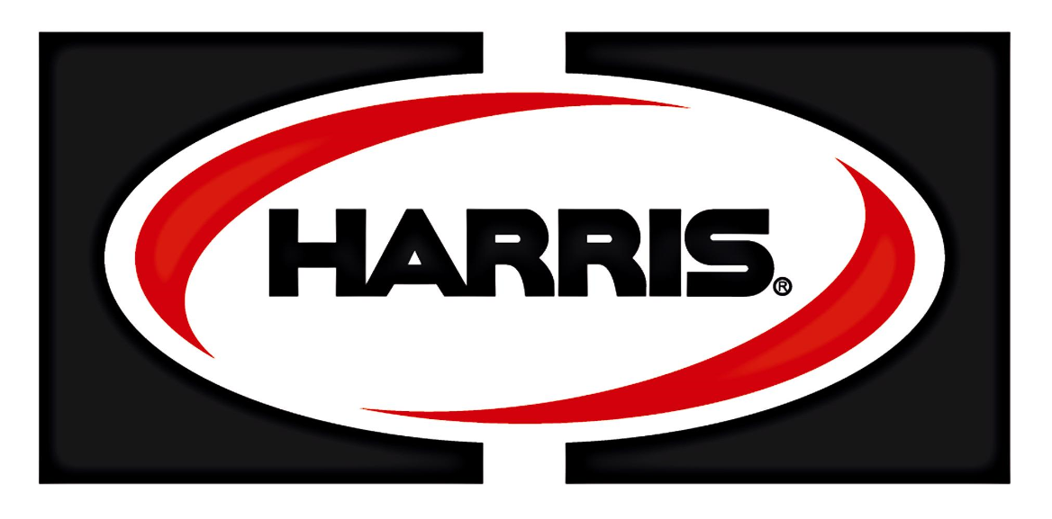 harris logo link to www.harrisproductsgroup.com/en/Technical-Documents.aspx